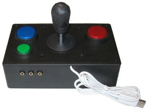 quadmouse joystick with 4 sip n puff - Broadened Horizons Direct