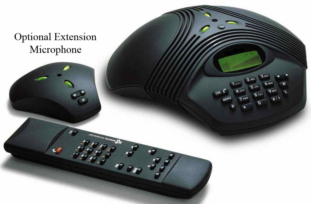 TalkIR Konftel Speakerphone for Housemate or Relax Infrared ECU - NOT Switch Enabled - Broadened Horizons Direct
