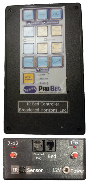 Pro-Bed OEM Infrared ECU Bed Controller for Freedom Bed - Broadened Horizons Direct