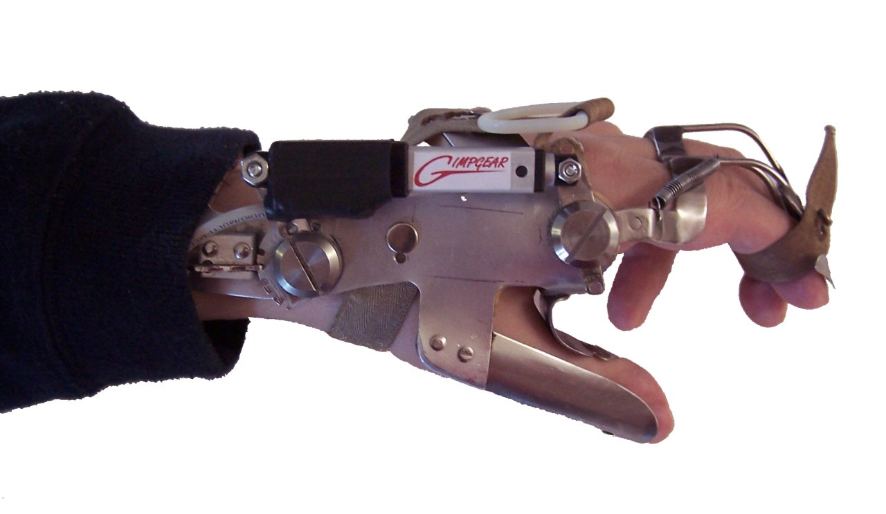 Jaeco Orthosis for PowerGrip Assisted Grasp Orthosis - requires PowerGrip Add-on Kit - Broadened Horizons Direct