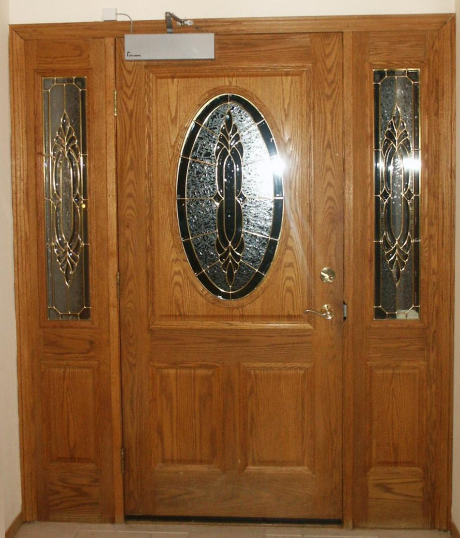 Open Sesame triple door.JPG