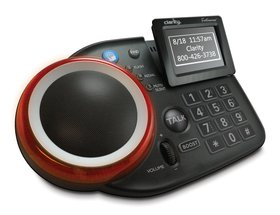 Fortissimo Infrared ECU Activated Voice Dialing Speakerphone - Broadened Horizons Direct