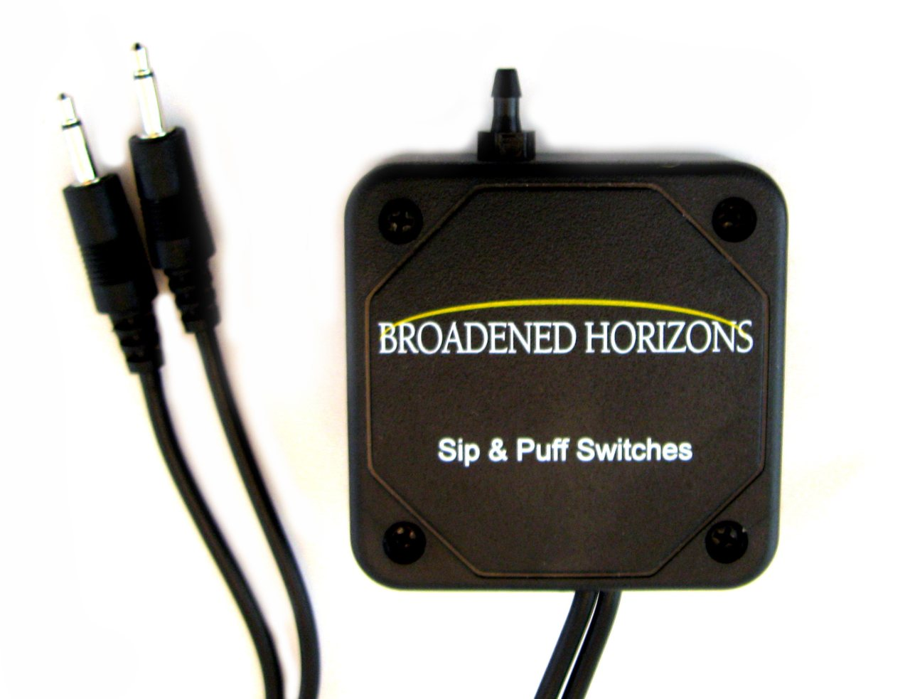 Sip-n-Puff Switches - Broadened Horizons Direct
