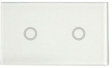 Stratus Butler 110V Touch Sensitive Light Switches - RF and Wifi Activation - 2 Function