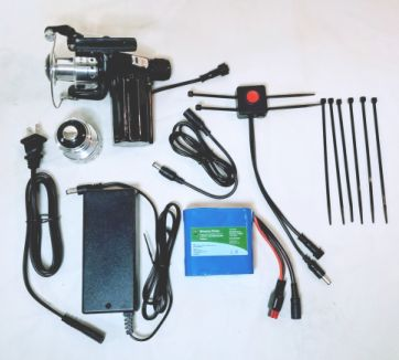 MPOWR 2nd Gen Add-a-Reel Kit for your Rod - Broadened Horizons Direct