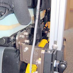 L-Bracket Extension for Mount'n Mover or Robo Arm Mounts - Broadened Horizons Direct