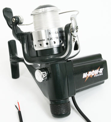 MPOWR Motorized Fishing Reel Only - Broadened Horizons Direct