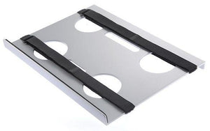 Ventilated Aluminum Laptop Tray - Broadened Horizons Direct