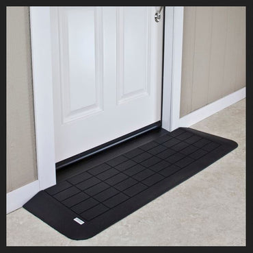 Door Threshold Ramps - Rubber - Broadened Horizons Direct