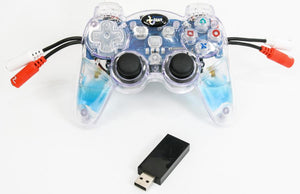 Adapted Game Controllers with Ability Switch Enabled Triggers