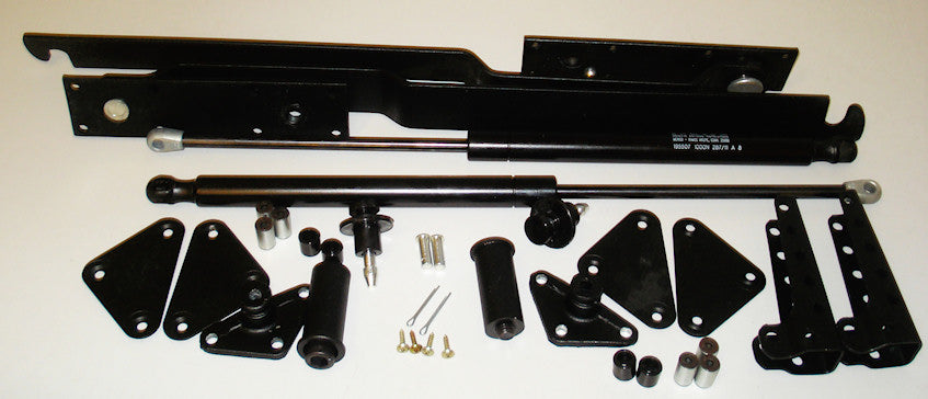 Full (Double) or Queen HiddenBed M2 Mechanism Kit - Broadened Horizons Direct