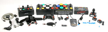 Accessible Arcade in a Box Pro Gaming Evaluation Kit - Broadened Horizons Direct