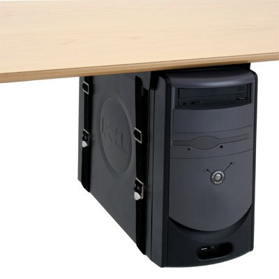 CPU Holder for Under Desktop - Broadened Horizons Direct