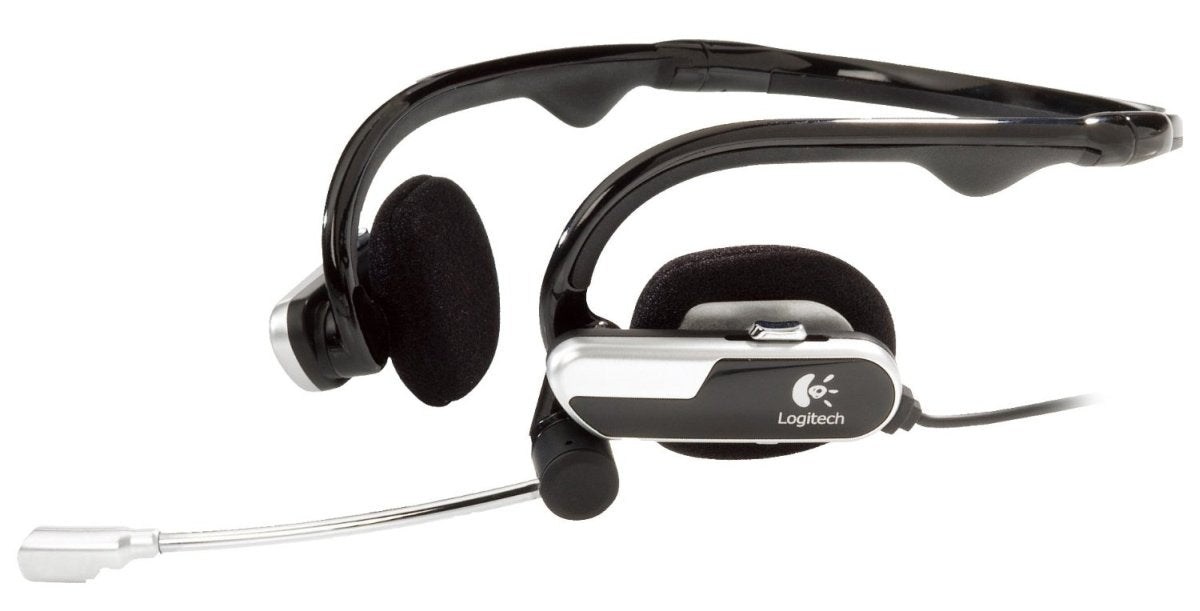 Sip-n-Puff Behind-the-Neck USB Headset - Broadened Horizons Direct