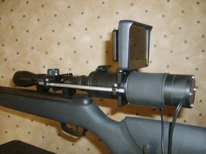 3.5 inch LCD Rifle Scope for Powershooter or Sharpshooter Wheelchair Gun Mounts - Broadened Horizons Direct