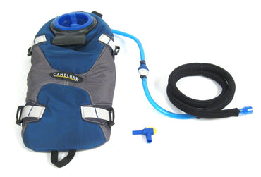 H2O Economy Wheelchair or Bed Hydration System with Semi-Positionable Flex Tubing - Broadened Horizons Direct