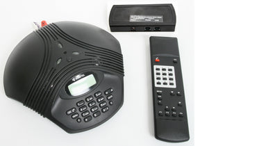 Voice Dialing TalkIR Konftel Speakerphone for Infrared ECU - Switch Enabled - Broadened Horizons Direct