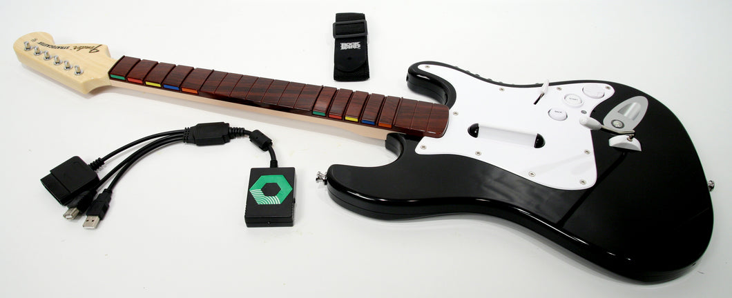 Rock Band and Guitar Hero Switch Enabled Wireless Guitars for PS3 - CLEARANCE - Broadened Horizons Direct