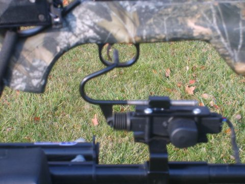Powershooter Powered Gun Mount Pkg for C1-C5 Quadraplegics - Broadened Horizons Direct