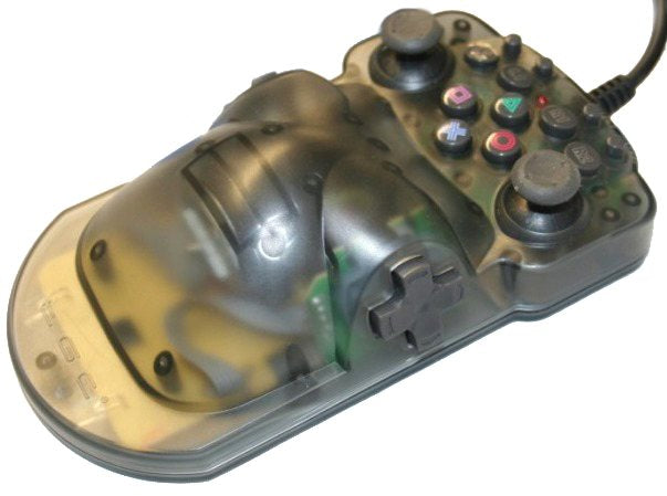 One-Handed Ergonomic Palm Game Controller for PS4, PS3, PS2, Xbox One, Xbox 360, & PC USB - Broadened Horizons Direct