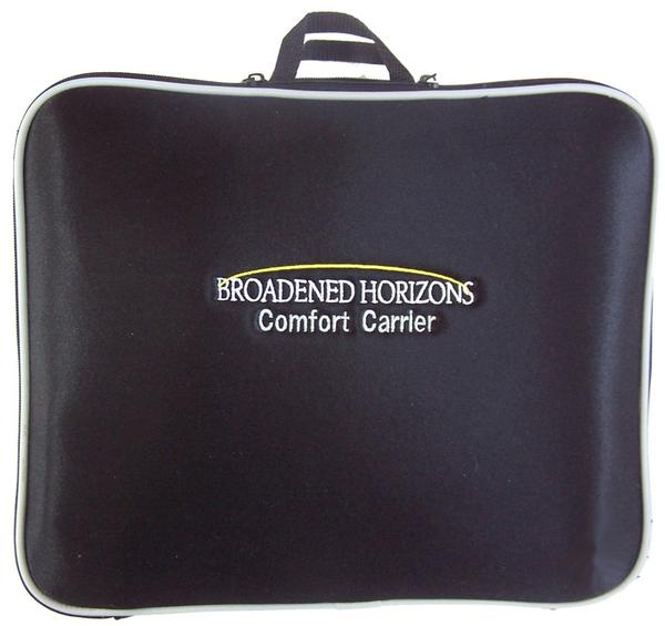 Comfort Carrier Wheelchair to Aircraft Travel Transfer Sling Seat - 10 CT Evacuation Package - Broadened Horizons Direct