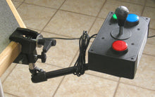 Load image into Gallery viewer, quadmouse joystick with 4 sip n puff - Broadened Horizons Direct