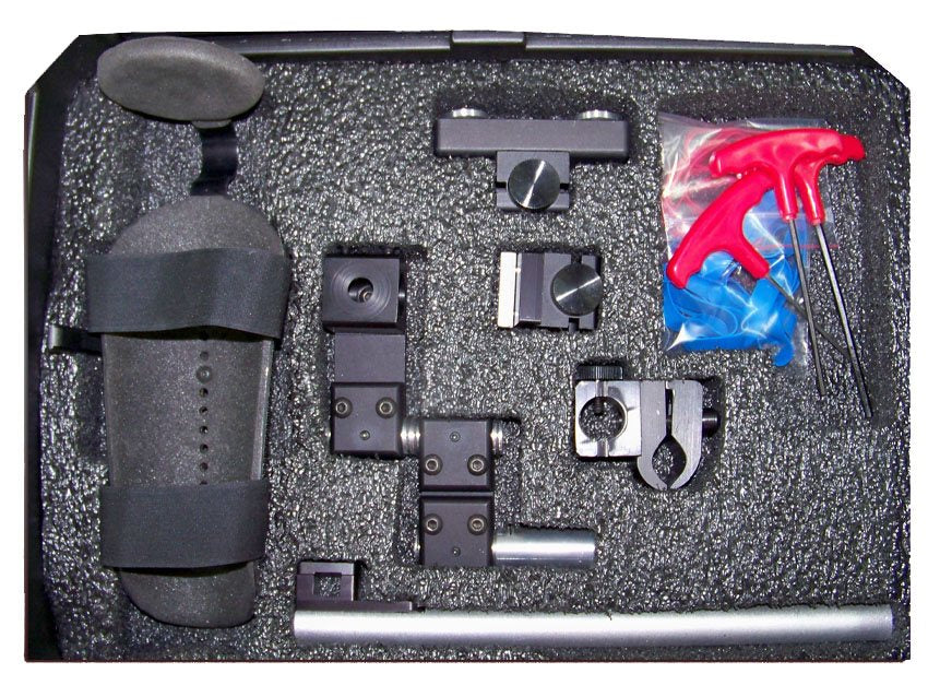 WREX Evaluation Kit Mounting Hardware & Forearm Support