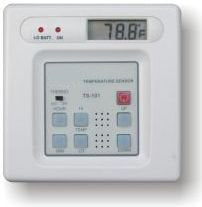 TalkSafe Temperature Monitor Sensor Emergency Activator - Broadened Horizons Direct