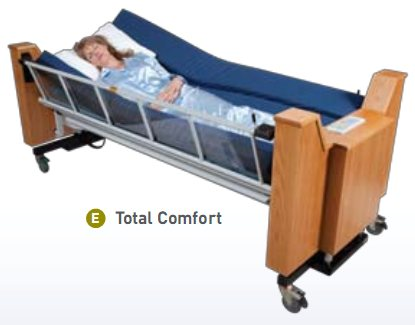 Freedom Bed - Automatic Lateral Rotation - Broadened Horizons Direct