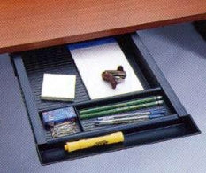 Narrow Storage Drawer for Under Desktop Wings - Broadened Horizons Direct