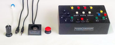 Versatility v4 Customizable & Programmable Ability Switch Game Controller Only for PS3 & PC - Broadened Horizons Direct