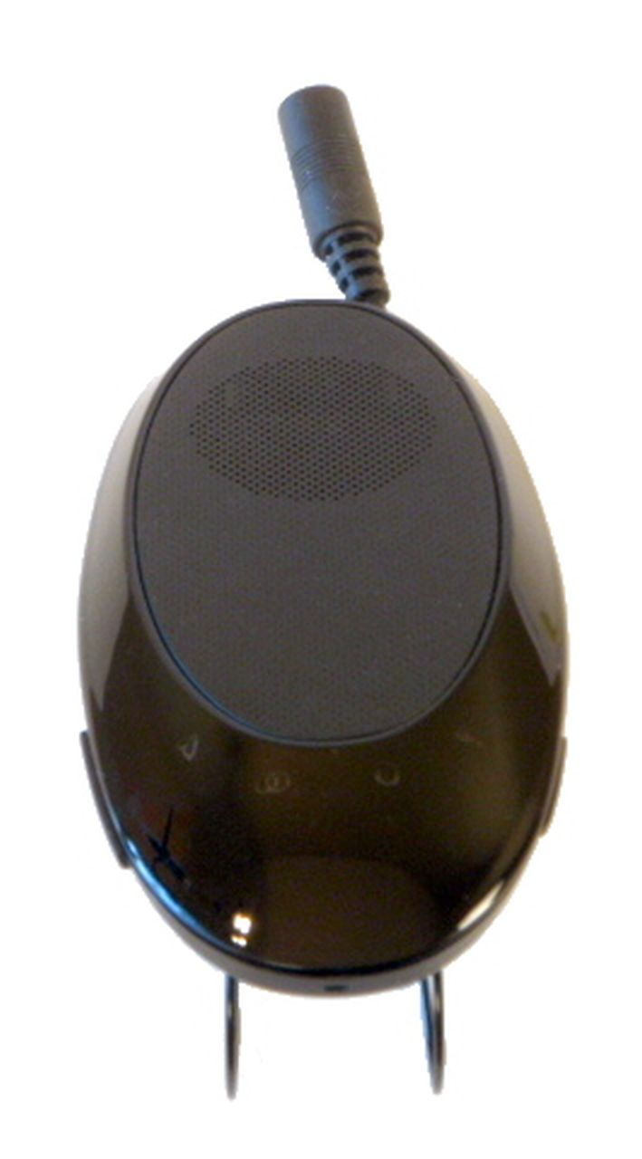 Communicator Switch Enabled Bluetooth Speakerphone - Broadened Horizons Direct
