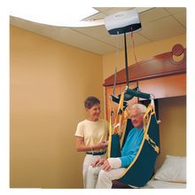 Load image into Gallery viewer, Medcare Pro Heavy Duty Ceiling Lift (up to 1000 lbs) - SPECIAL BUY - $20,000 Retail! - Broadened Horizons Direct
