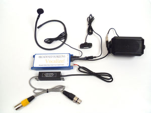 Vocalize Bluetooth Cell Phone Voice Control System for Power Wheelchair without Speaker - Broadened Horizons Direct