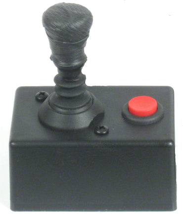 Medium Digital 4 way Joystick with Pushbutton -6 Pin MiniDin for Housemate ClickToPhone & Motorized Camera Tripod - Broadened Horizons Direct