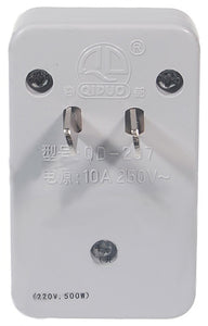 Infrared ECU 110V AC Wall Outlet Controller with Remote - Broadened Horizons Direct