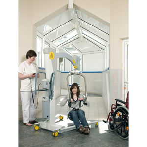 Mobile Lift for People with Reduced Mobility - Broadened Horizons Direct