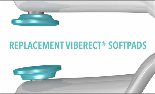 Viberect Replacement Softpads - Broadened Horizons Direct