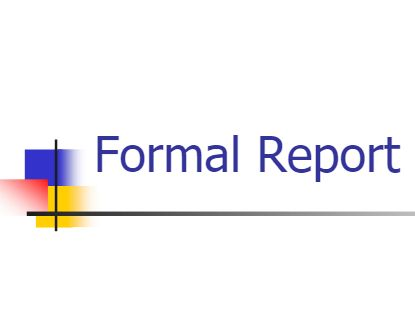 Professional Evaluation Service documented in a Formal Written Report - Broadened Horizons Direct