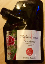 Madame Nyonya Sandalwood Herbal Face Gel