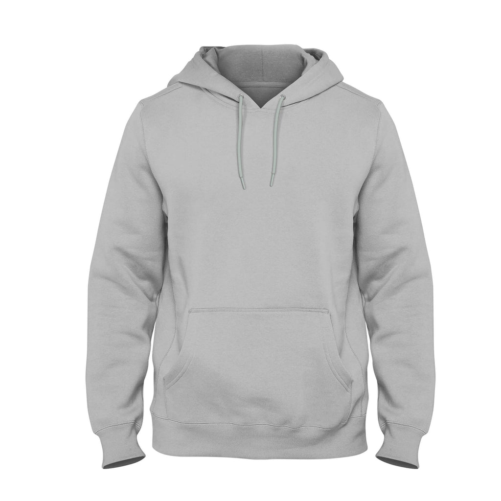 Your Custom Hoodie Grey - Front Only