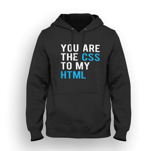 CSS to HTML Hoodie