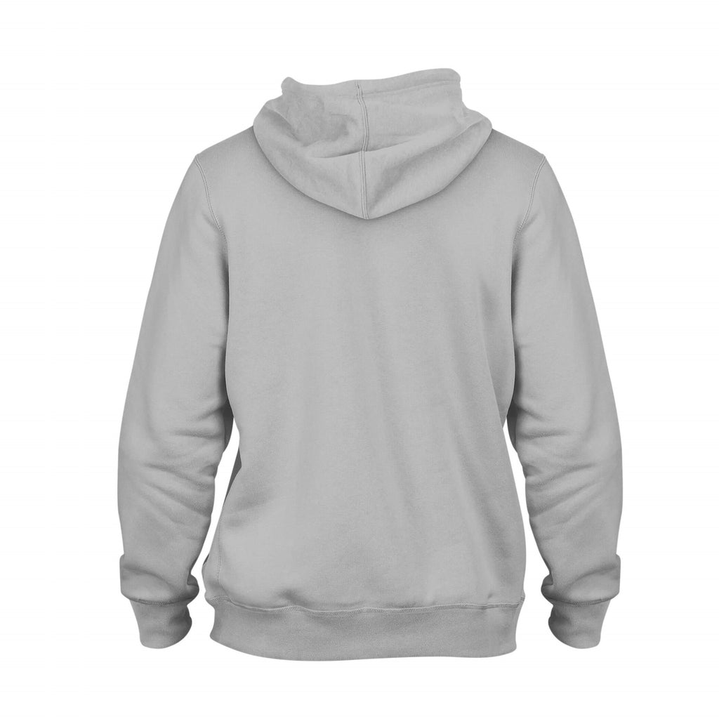 Your Custom Hoodie Grey - Back Only