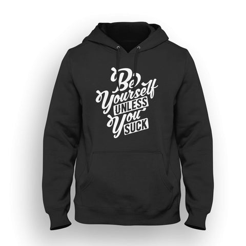 Funny Motivational Hoodie