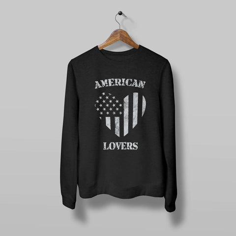 Unisex American Lovers Sweater