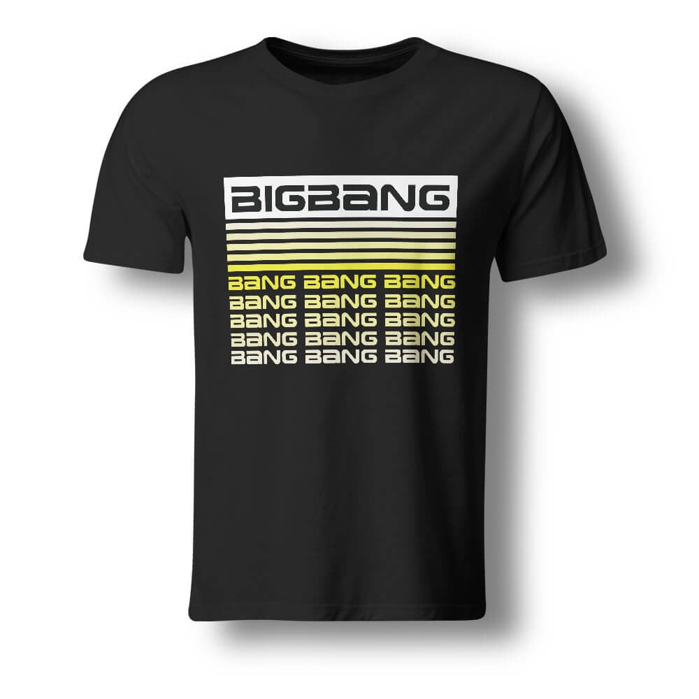 Big Bang K-Pop Tee