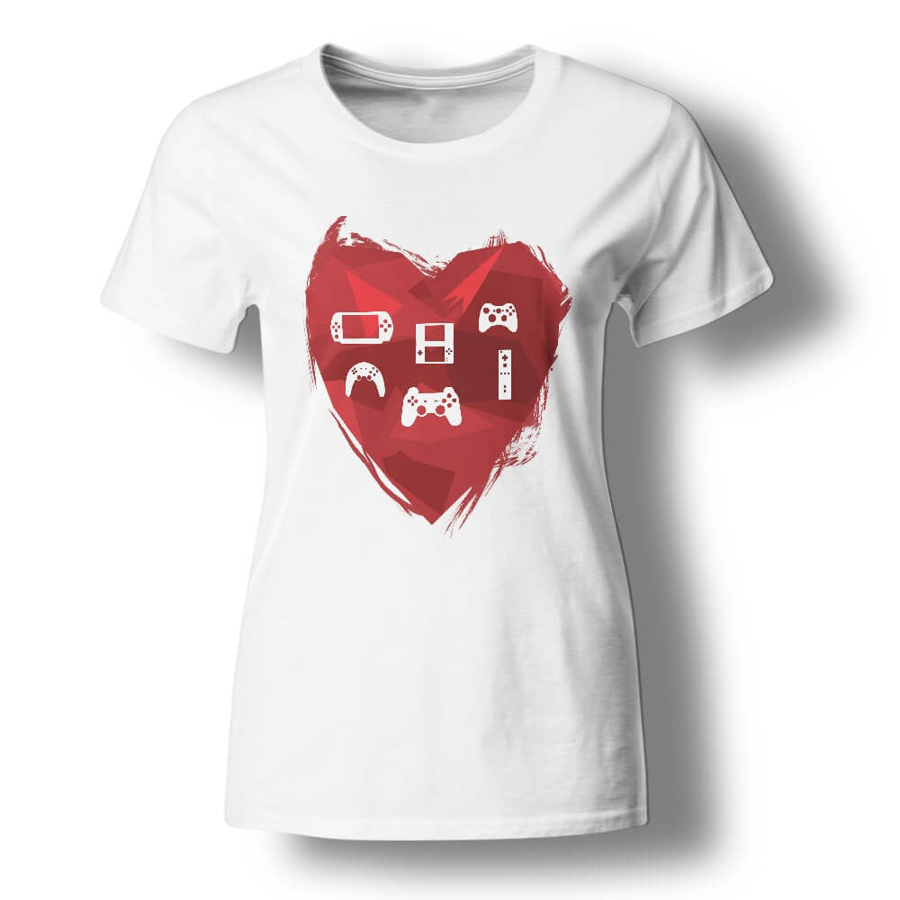 Love Gaming Tee