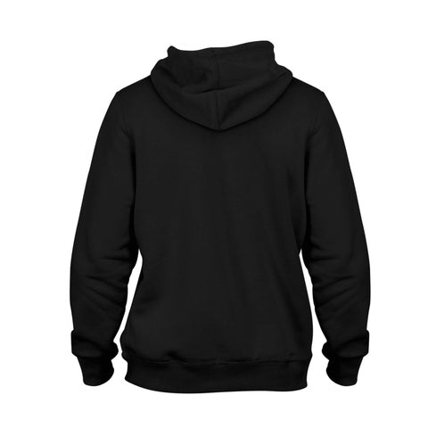 Your Custom Hoodie Black- Back Only
