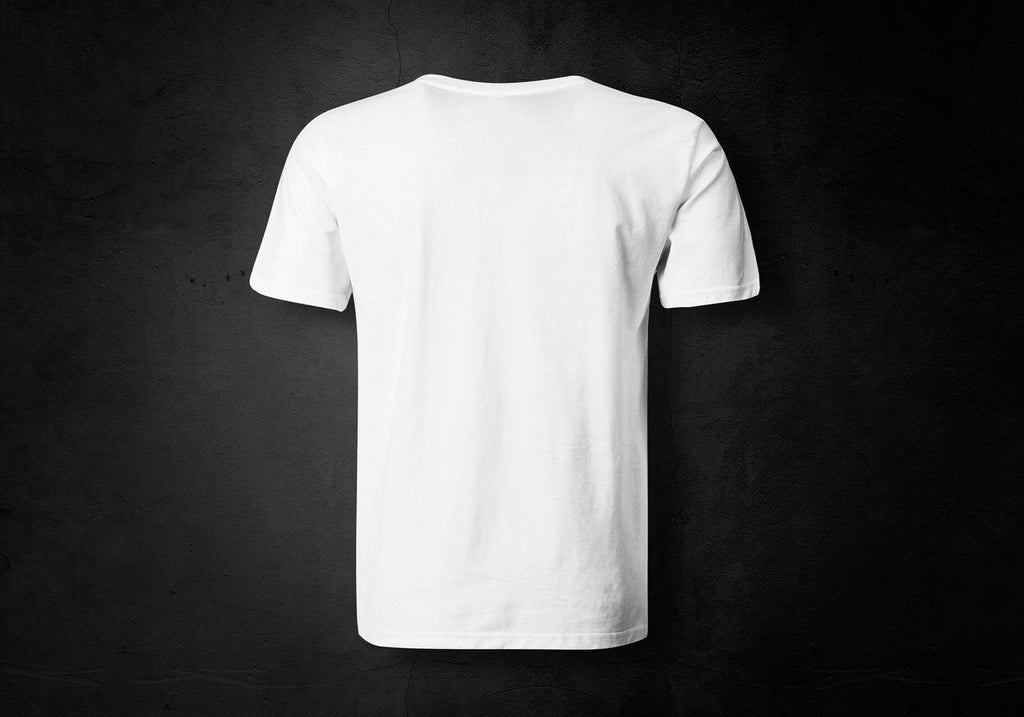 Your Custom T-Shirt White - Back Only