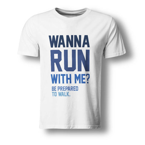 Want to run with me? For Men